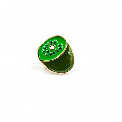 Kiwi to my heart Enamel Pin Gift