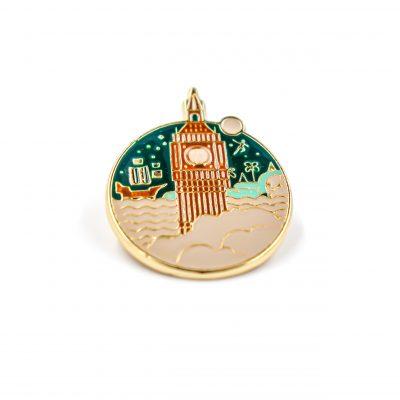 Peter Pan Neverland Enamel Pin Gift