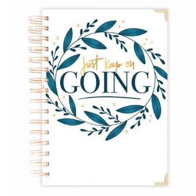 notebook bullet journal gift diary spiral notebook