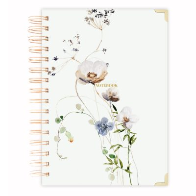 personalised ikebana aestheticA5 diary journal A4 size notebook