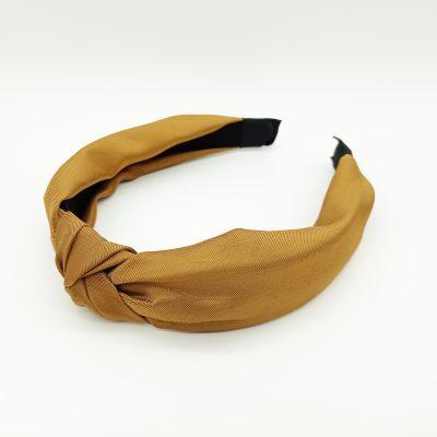 Headband Black Beige Golden Floral Hair Accessories