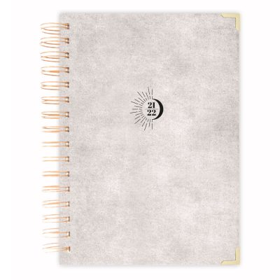 GRAY-18-month-planner-hard-cover-A5