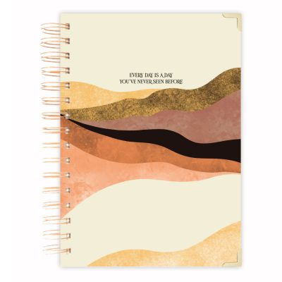 modern design mid year-planner-diary-2021-2022
