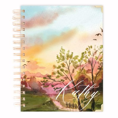 adventure awaits A5 planner 2021-2022 planner kalender tagebuch A5 diary wedding planner