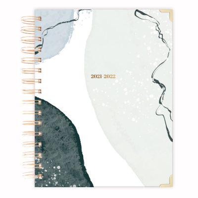abstract-color-gray-diary-a5-planner-2021-2022-calendar